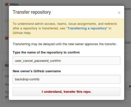 Transfer repository to backdrop-contrib